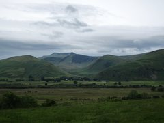 Rock Climbing Photo: Blencathra Mt from the East