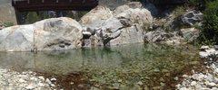 Rock Climbing Photo: perfect swimming holes