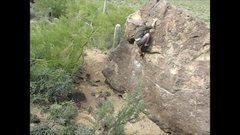 Rock Climbing Photo: Gates