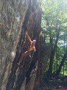 Rock Climbing Photo: Waimea rumney