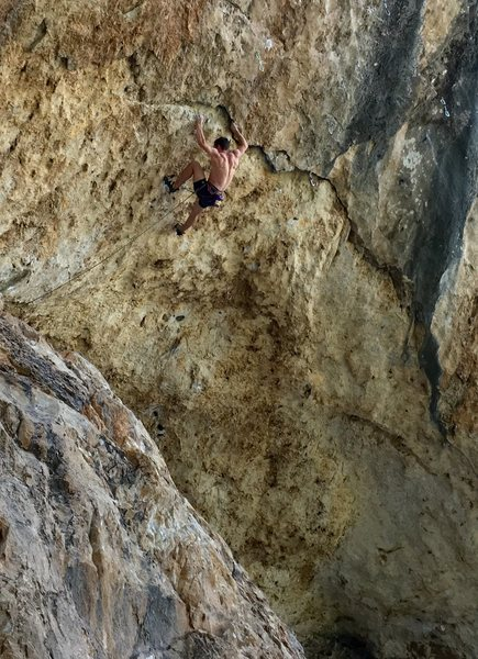 Andy Raether Sending Americas Least Wanted 5.14b/c