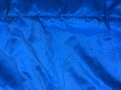 Rock Climbing Photo: fabric detail