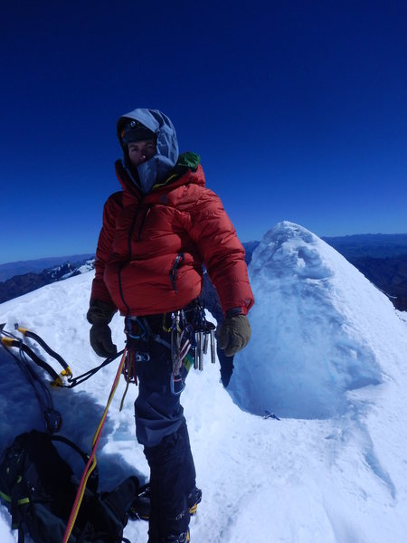 Summit Alpamayo