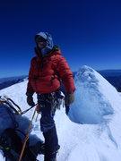 Rock Climbing Photo: Summit Alpamayo