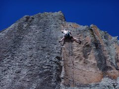 Rock Climbing Photo: Hatun Machay, Peru