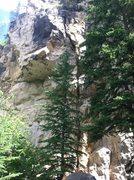 Rock Climbing Photo: Presho Girls Like it Rough