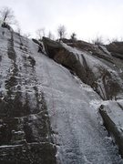 Rock Climbing Photo: Neurosis
