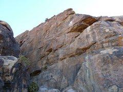 Rock Climbing Photo: Wonder Wall, High Desert