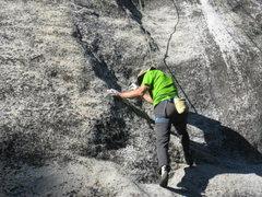 Rock Climbing Photo: Zyzzyx.