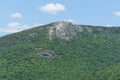 Rock Climbing Photo: The Outlook, seen from North Bald Cap.