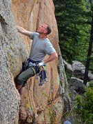 Rock Climbing Photo: Dear Elizabeth.