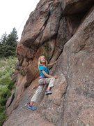 Rock Climbing Photo: The Jungle, July 5, 2015