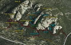 Rock Climbing Photo: Updated 7/16.