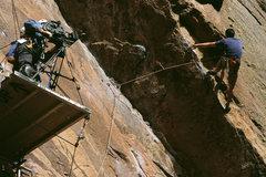 Rock Climbing Photo: Eldorado Hansplast shoot -