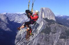 Rock Climbing Photo: Yosemite ... 35mm film