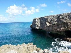 Rock Climbing Photo: Iguana drive V6