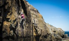 Rock Climbing Photo: Spent the day hanging with the Newfoundland Youth ...