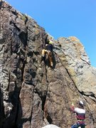 Rock Climbing Photo: Just a fun place to go..