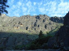 Rock Climbing Photo: Other crags near the camp