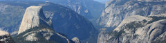 Rock Climbing Photo: Half Dome from Cloud's Rest