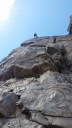 Rock Climbing Photo: RP for tug
