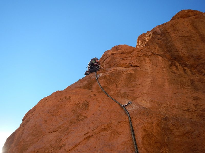 Climbing in Morocco Escalade au Maroc<br> Guidebook climbing in Todra gorges <br> Julio équipement Tiwira