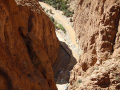Rock Climbing Photo: Climbing in Morocco Escalade au Maroc Guidebook cl...
