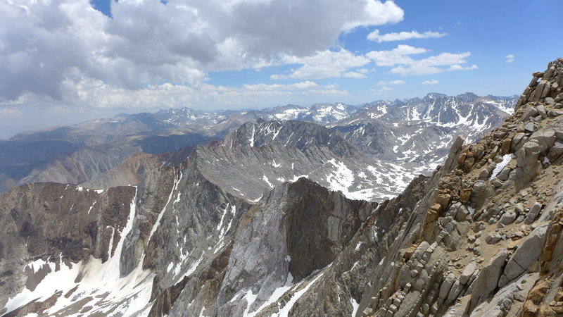 Rock Climbing Photo: looking toward Emerson