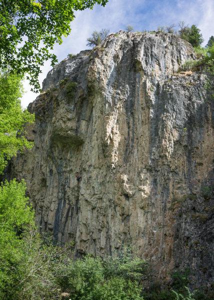 Rock Climbing Photo: Hayden Eatchel on Sans Nom