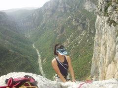 Rock Climbing Photo: verdon gorge