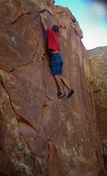 Unnamed Boulder