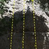 Britchen Strap (1), Licorice Stick (2), Saddle Up (3)