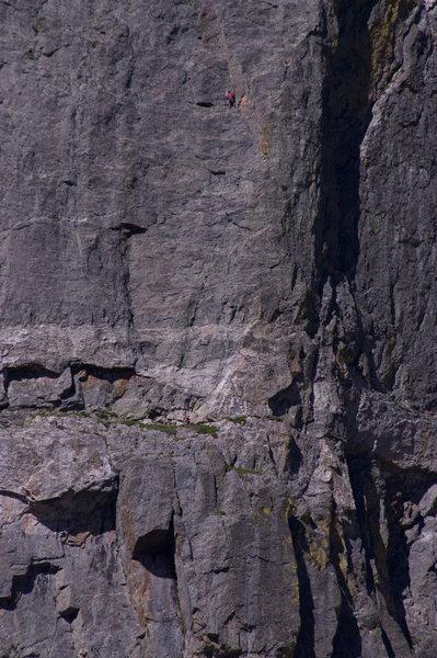 Rock Climbing Photo: climbers-4