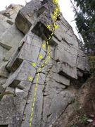 Rock Climbing Photo: Undue Urgency