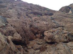 Rock Climbing Photo: Navara and asta aqui
