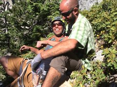 Rock Climbing Photo: Kindred spirit Brothers!!!