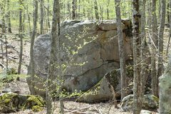 Rock Climbing Photo: Off Hillsdale