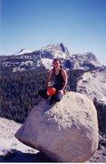 Rock Climbing Photo: daff dome