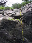 Rock Climbing Photo: Aguirre de