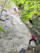Rock Climbing Photo: BR on Mem. Day weekend '15.