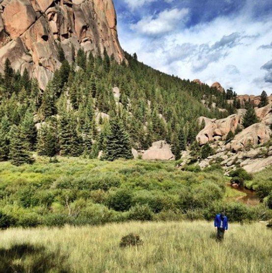 Rock Climbing Photo: Lost Creekin' it....