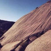Rock Climbing Photo: Jackson Creek Dome.