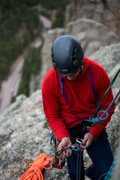 "Rock Climbing Photo: ""What is Rappelling?"""