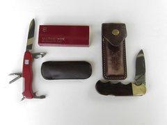 Victorinox & Gerber knives