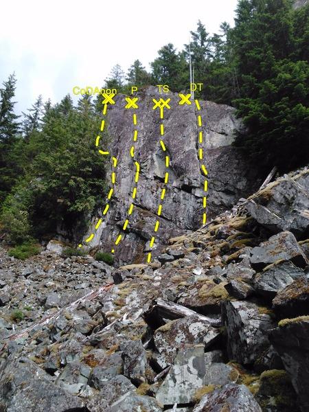 Rock Climbing Photo: The Asylum