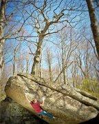 Rock Climbing Photo: Tweek's Arete