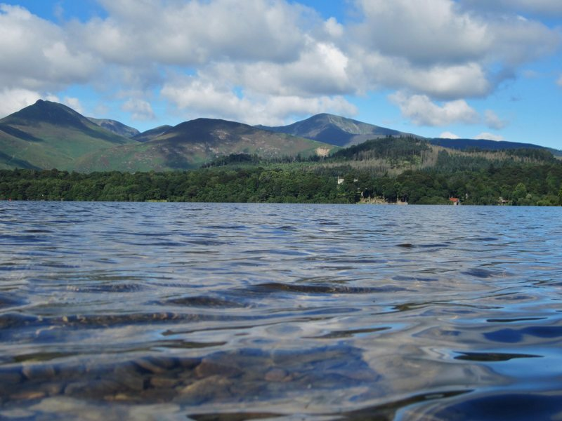 Causey and Grisdale Pike July 14