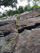 Rock Climbing Photo: ballet