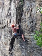 Rock Climbing Photo: Lower difficulties