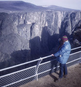 Rock Climbing Photo: Korky Kor checking us out down below. Photo; Tia B...